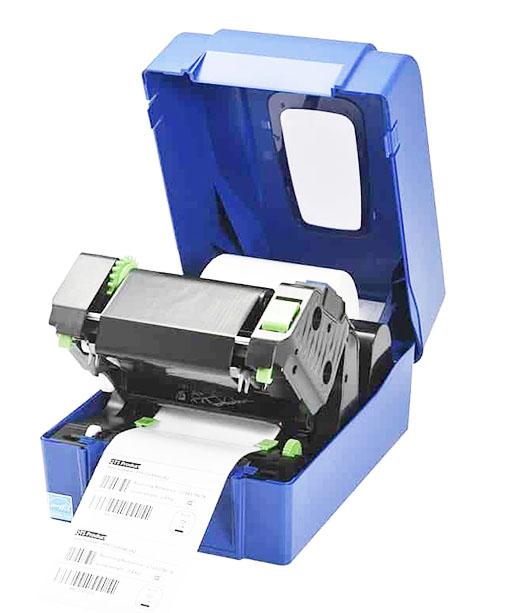 Kiểm tra toàn bộ các chi tiết, nguồn điện của máy in tem mã vạch