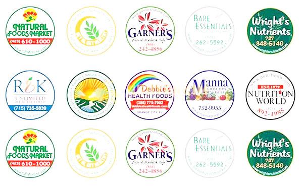 Một số hình ảnh về logo tem nhãn